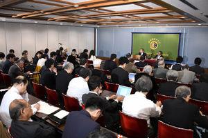 「消費税 これまで・これから」(3) 野田毅・自民党税調最高顧問 写真 4