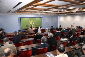 ワーグナー「シュピーゲル」誌東京支局長を囲む会 写真 4