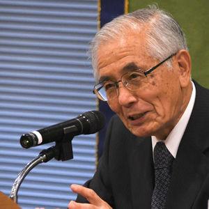 「朝鮮半島の今を知る」(18) 寺田輝介・元駐韓国大使 写真 2