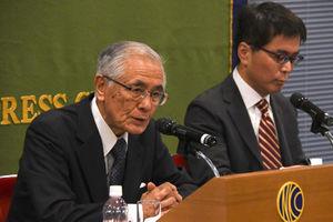 「朝鮮半島の今を知る」(18) 寺田輝介・元駐韓国大使 写真 3