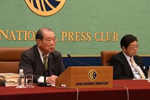 「消費税 これまで・これから」(4) 平野貞夫・元参院議員 写真 3