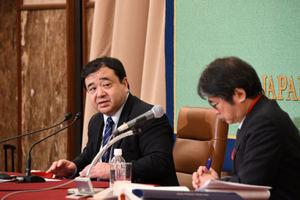 「日本の労働を誰が支えるのか」(3) 指宿昭一・弁護士 写真 3