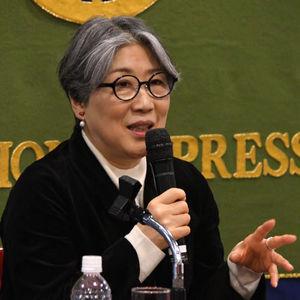 「メディアのいまを考える」永井愛・劇作家、演出家 写真 1