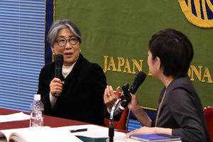 「メディアのいまを考える」永井愛・劇作家、演出家 写真 3