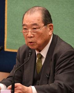 「消費税 これまで・これから」(4) 平野貞夫・元参院議員 写真 2