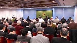 「朝鮮半島の今を知る」(20) 木宮正史・東京大学大学院教授 写真 3