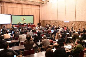 セイコウ・イシカワ駐日ベネズエラ大使 会見 写真 4