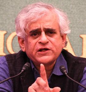 「ジャーナリストが見たインドの経済格差」パラグミ・サイナート氏 写真 1