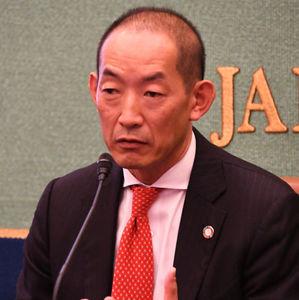 葛西健・世界保健機関西太平洋地域事務局長 会見 写真 2