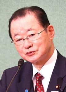 「朝鮮半島の今を知る」(24) 河村建夫・衆議院議員、日韓議連幹事長 写真 2
