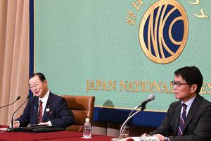 「朝鮮半島の今を知る」(24) 河村建夫・衆議院議員、日韓議連幹事長 写真 3