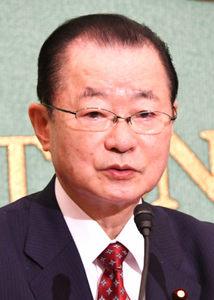 「朝鮮半島の今を知る」(24) 河村建夫・衆議院議員、日韓議連幹事長 写真 1