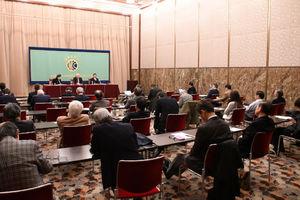 イーホル・ハルチェンコ駐日ウクライナ大使 会見 写真 4