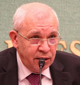 イーホル・ハルチェンコ駐日ウクライナ大使 会見 写真 1