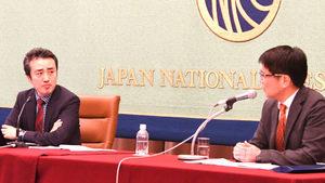 「朝鮮半島の今を知る」(23) クォン・ヨンソク一橋大学准教授 写真 3