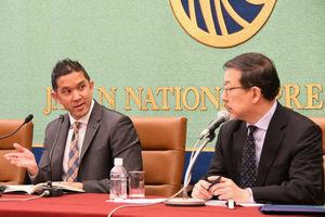 「日本の労働を誰が支えるのか」(7) 移民に関する国際調査報告 写真 3