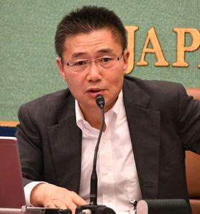 「日本の労働を誰が支えるのか」(8) 鳥井一平・移住者と連帯する全国ネットワーク代表理事 写真 2