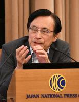 「プラットフォーマー規制の論点」(1) デジタル経済と税制を考える 森信茂樹・東京財団政策研究所研究主幹 写真 2