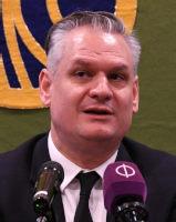 タカーチ・サボルチ・ハンガリーEU政策調整担当副大臣 会見 写真 2