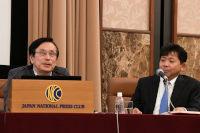 「プラットフォーマー規制の論点」(1) デジタル経済と税制を考える 森信茂樹・東京財団政策研究所研究主幹 写真 3