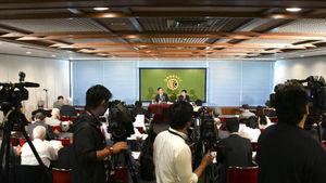 「野党に聞く」(4) 志位和夫・日本共産党委員長 写真 5