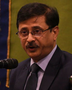 サンジェイ・クマール・ヴァルマ駐日インド大使 会見 写真 1