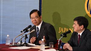 「野党に聞く」(4) 志位和夫・日本共産党委員長 写真 3