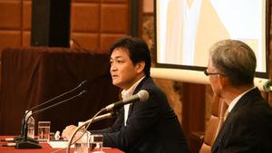 「野党に聞く」(3) 玉木雄一郎・国民民主党代表 写真 4