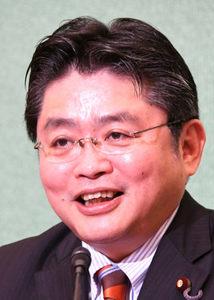 「野党に聞く」(1) 吉川元・社民党幹事長、選対委員長 写真 2