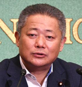 「野党に聞く」(5) 馬場伸幸・日本維新の会幹事長、選対本部長 写真 1