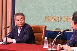 「野党に聞く」(5) 馬場伸幸・日本維新の会幹事長、選対本部長 写真 3