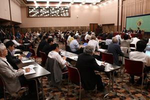ラフマーニ駐日イラン大使 会見 写真 4