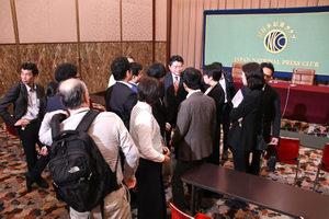 「野党に聞く」(1) 吉川元・社民党幹事長、選対委員長 写真 5