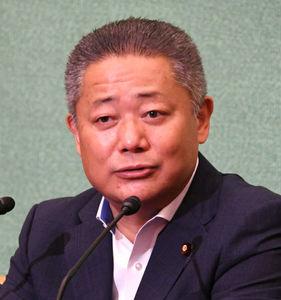 「野党に聞く」(5) 馬場伸幸・日本維新の会幹事長、選対本部長 写真 2