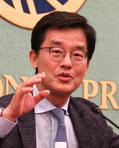 「朝鮮半島の今を知る」(31) 朴喆煕・ソウル大学国際大学院教授 写真 1