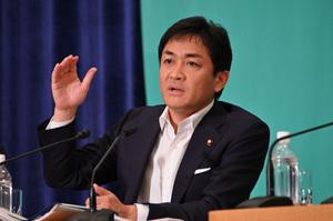 7党党首討論会 写真 6