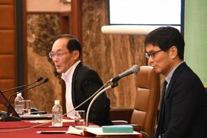 「朝鮮半島の今を知る」(30)  高杉暢也・元韓国富士ゼロックス会長 写真 3