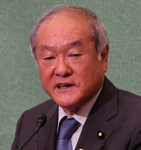 鈴木俊一・東京オリンピック・パラリンピック競技大会担当大臣 会見 写真 1