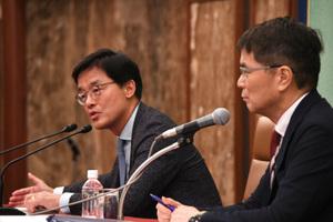 「朝鮮半島の今を知る」(31) 朴喆煕・ソウル大学国際大学院教授 写真 3