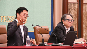 「米中争覇」(1)朱建栄・東洋学園大学教授 写真 3