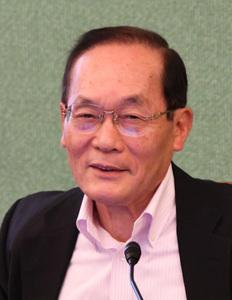 「朝鮮半島の今を知る」(30)  高杉暢也・元韓国富士ゼロックス会長 写真 1