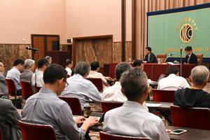 「朝鮮半島の今を知る」(31) 朴喆煕・ソウル大学国際大学院教授 写真 4