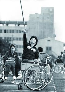 上映会「東京パラリンピック 愛と栄光の祭典」 写真 4