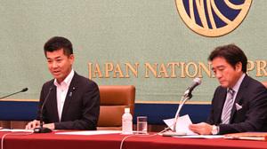 「次代に問う 10年後の政治」(1) 泉健太・衆議院議員(国民民主党) 写真 4