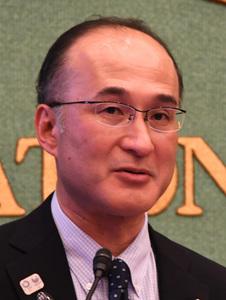 「オリンピック・パラリンピックと社会」(1)  浅川伸・日本アンチ・ドーピング機構専務理事 写真 1