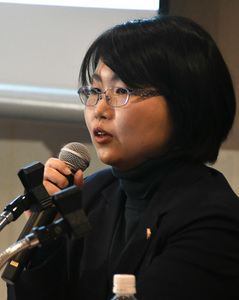 著者と語る『徴用工裁判と日韓請求権協定-韓国大法院判決を読み解く』青木有加・弁護士 写真 2