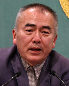 「連合30年」(1) 篠田徹・早稲田大学教授 写真 1