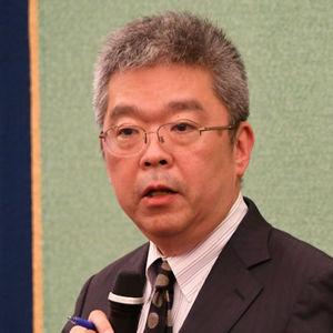 著者と語る『2050年のメディア』下山進・慶応義塾大学総合政策学部特別招聘教授 写真 1