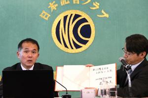 「オリンピック・パラリンピックと社会」(2) 森泰夫・東京2020組織委員会大会運営局次長 写真 3