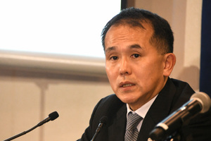 「オリンピック・パラリンピックと社会」(2) 森泰夫・東京2020組織委員会大会運営局次長 写真 2